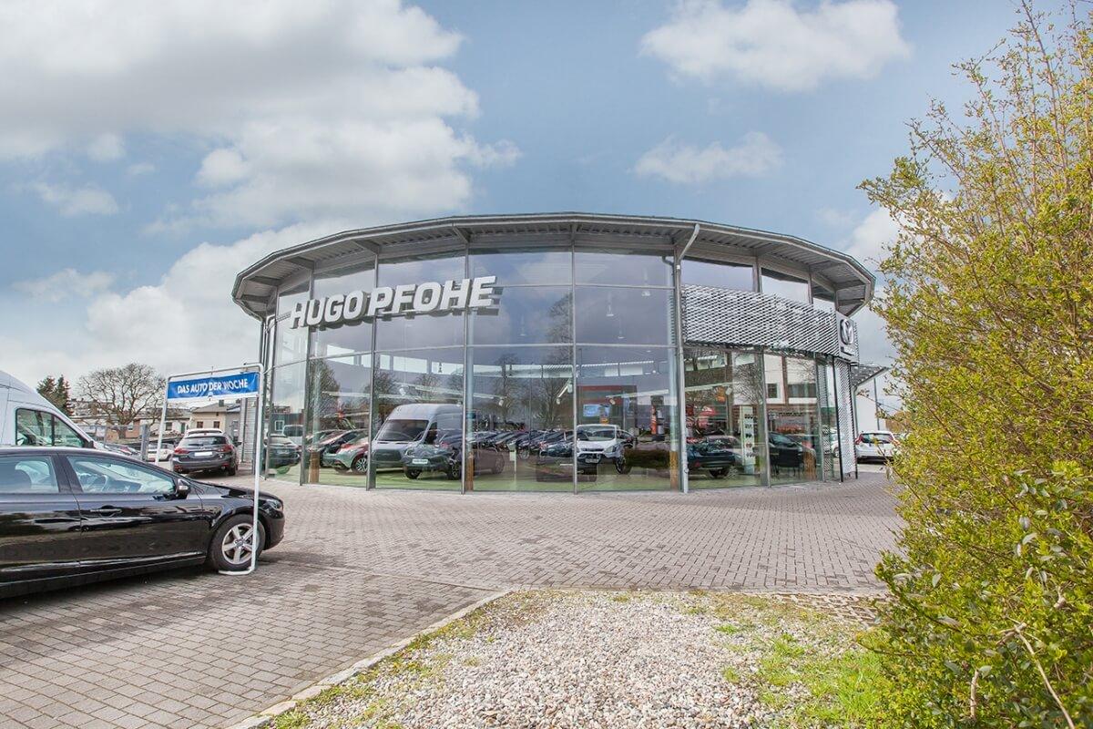 Standort Lübeck  FordStore – Mazda – Volvo Service