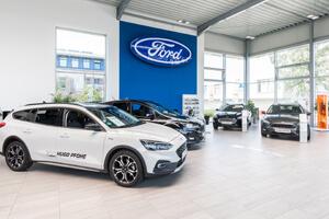Standort Bad Segeberg  Ford