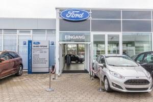 Standort Norderstedt  Ford – Kia