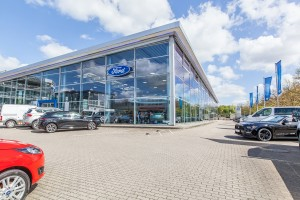 Standort Hamburg-Fuhlsbüttel  FordStore
