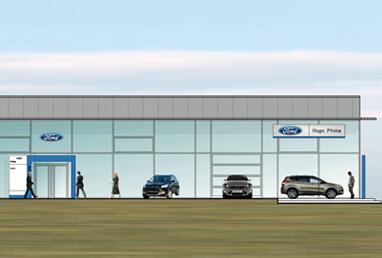 Standort Bad Segeberg  Ford – Mazda Service