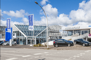 Standort Kiel  Volvo