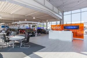 Standort Hamburg-Wandsbek  FordStore – Kia