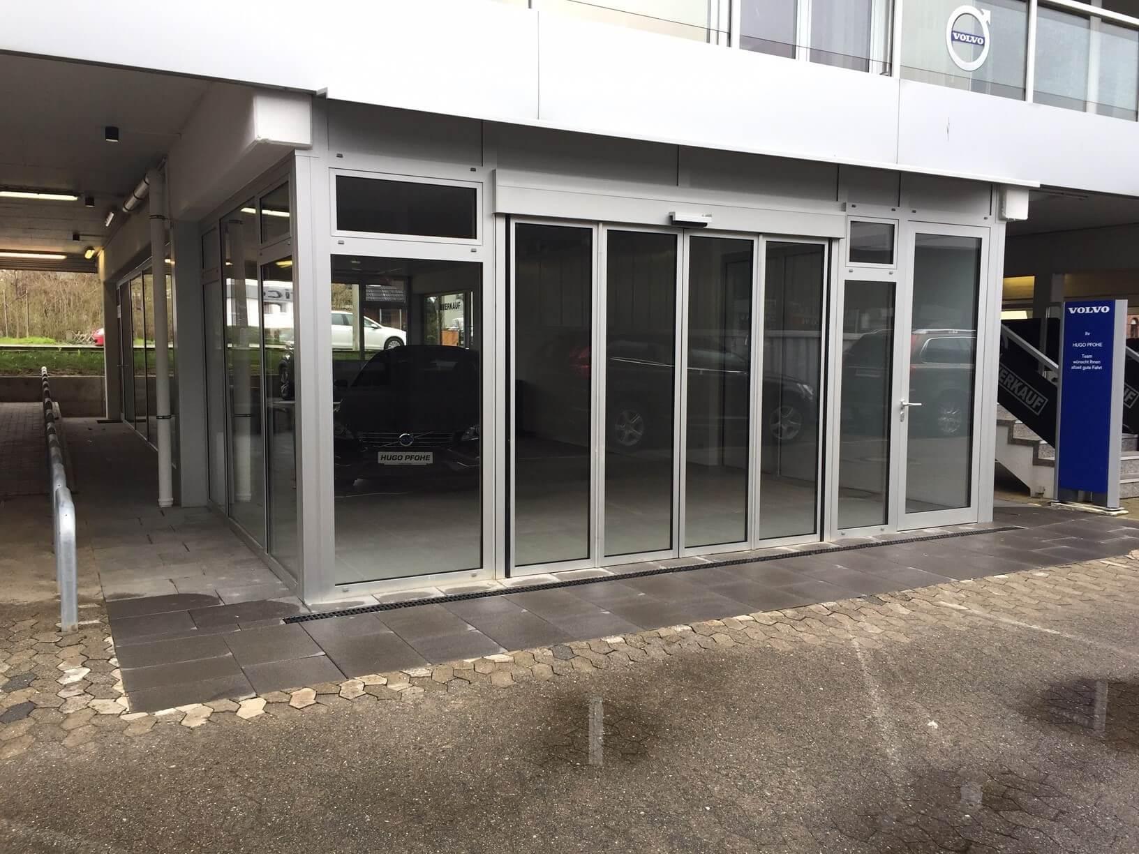 Unsere Auslieferungshalle in Kiel ist fertig