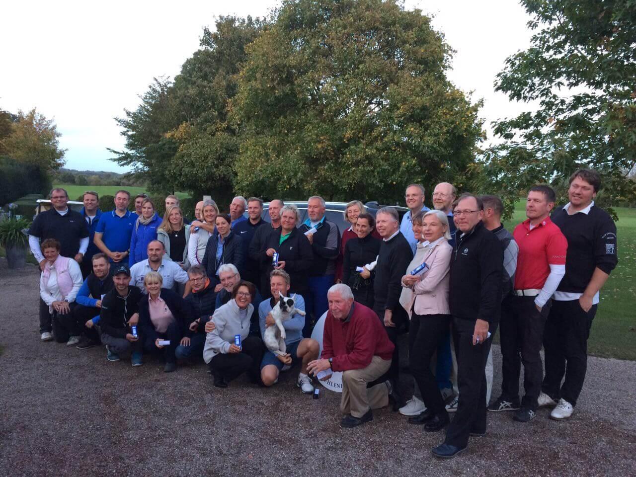 Golfturnier auf dem Golf- und Landclub Uhlenhorst