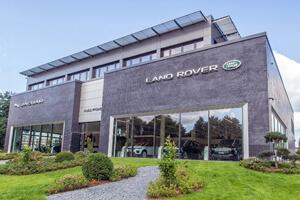 Standort Hamburg-Fuhlsbüttel  Jaguar Land Rover