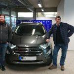 Kundenmeinungen Hamburg-Fuhlsbüttel | FordStore