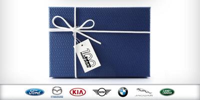 Geschenkbox-Aktion