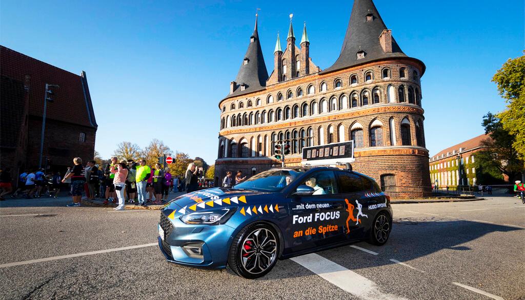 11. Stadtwerke Lübeck Marathon
