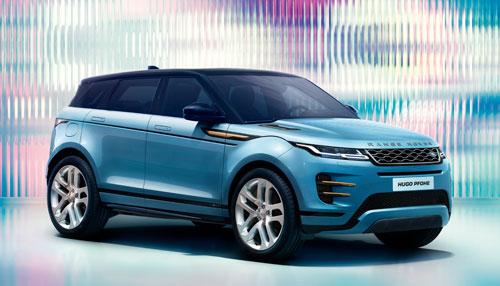 Der neue Range Rover Evoque kommt bald!