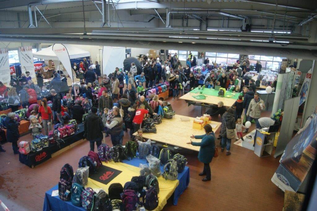 Schulranzenmesse in Norderstedt