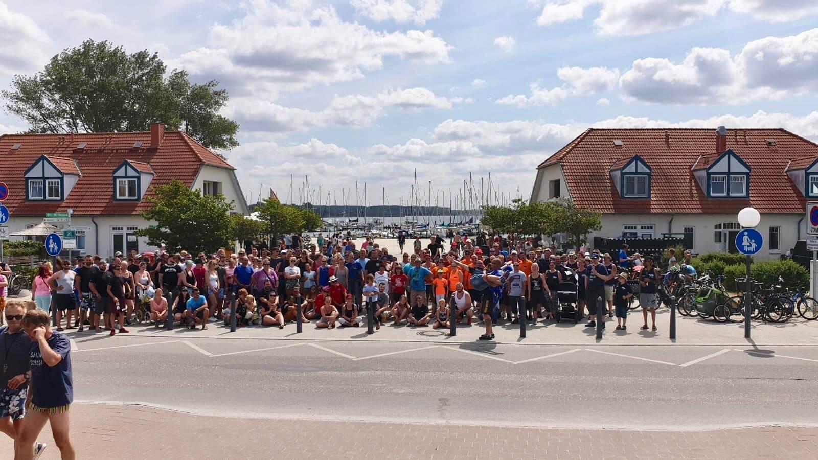 17. Beachparty des Fordclub Ostsee-Haie e.V.