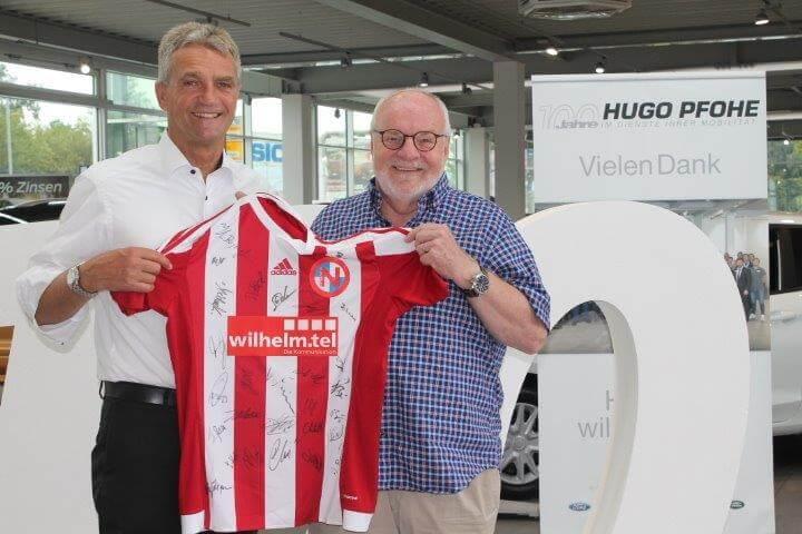Wir bleiben Partner bei Eintracht Norderstedt e.V.