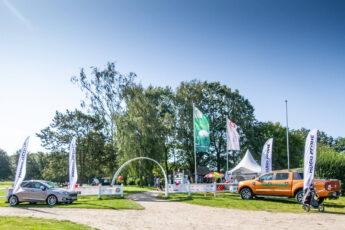 Golf Waldhof Eingang