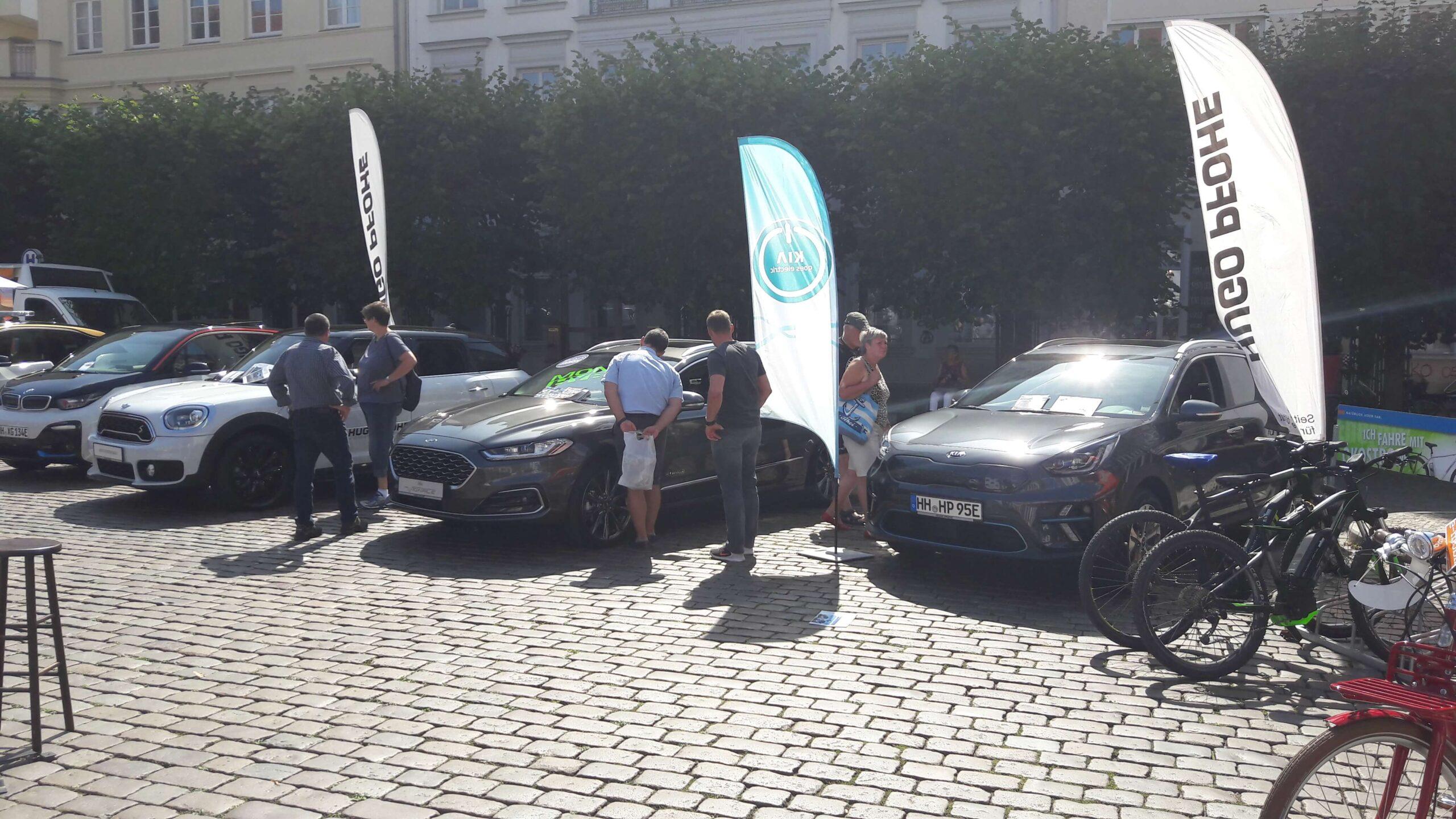 8. Tag der Elektromobilität in Schwerin