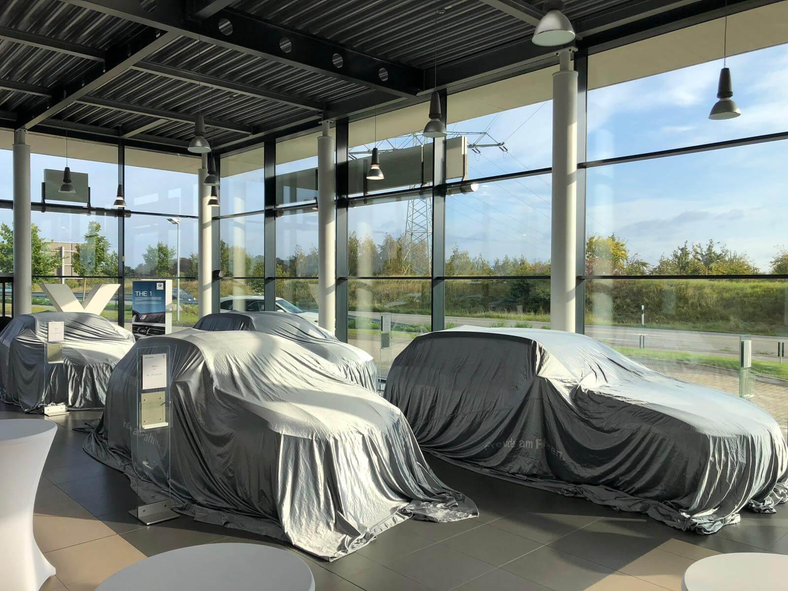 BMW Premiere in Schwerin