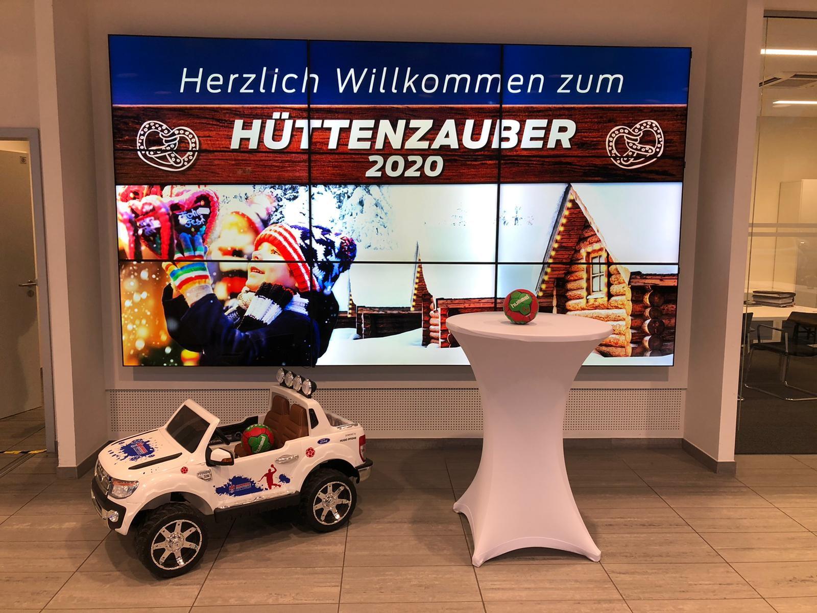 Hugo Pfohe Hüttenzauber 2020