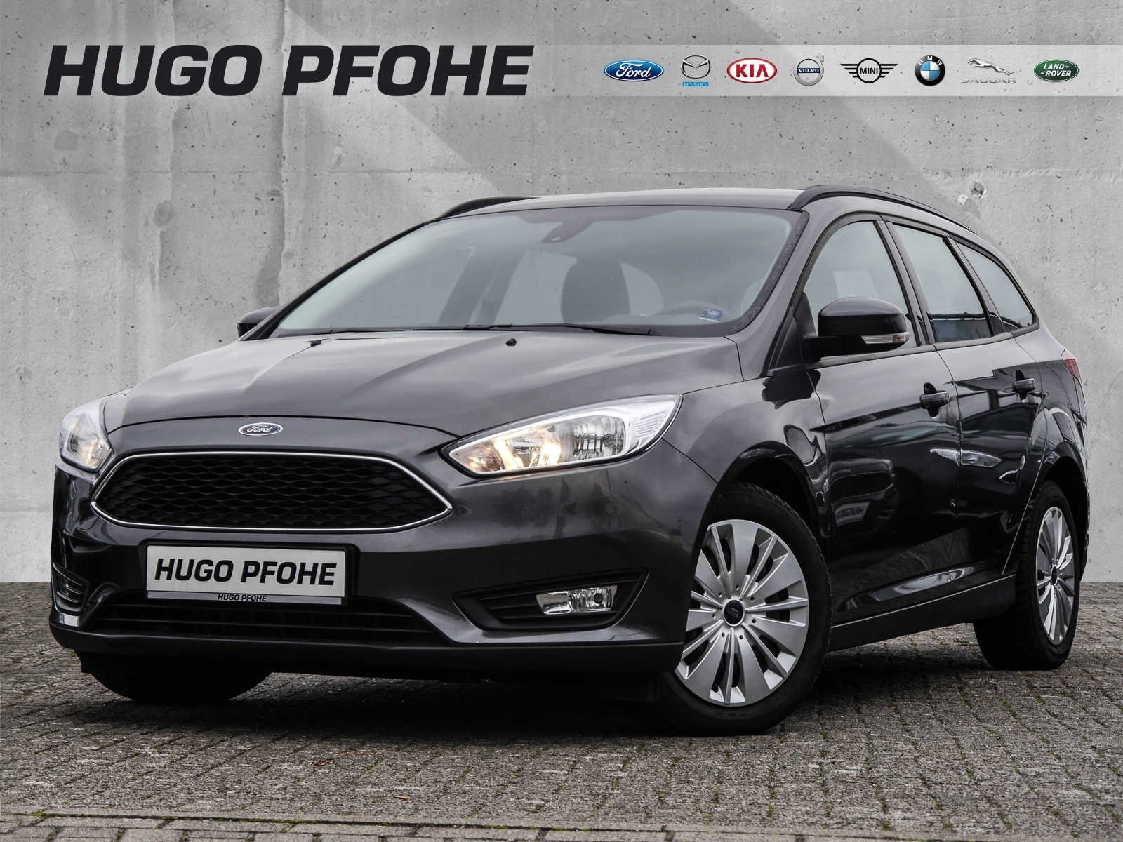 Ford Focus Turnier Business Edition 2018er